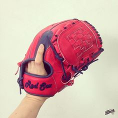 Build your own custom glove at gloveworks.net and bring it home! #Sports #Baseball #Softball #SportsGear #Glove #CustomGlove #gloveworks