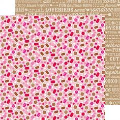 Picture of Doodlebug Sweetheart Bon Bons Double-Sided