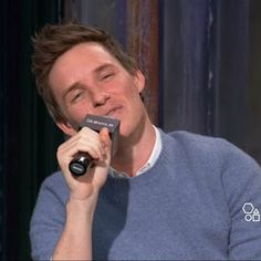Addicted to Eddie: AOL BUILD Series full interview - Fantastic Beasts cast in NYC November 11, 2016