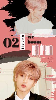 wallpaper kpop KPOP Wallpaper ~NCT Dream We Boom~ Hope you like it pls. Wallpapers Kpop, Cute Wallpapers, Jeno Nct, Nct 127, Park Ji-sung, Lockscreen Hd, Ntc Dream, Park Jisung Nct, Wallpaper Quotes