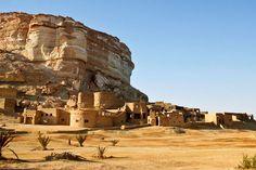 Adrere Amellal Hotel, Siwa Oasis, Egypt