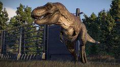 """Авторы Jurassic World Evolution 2 рассказали об игре в новом выпуске """"Дневников разработчиков"""" Студия Frontier Developments вовсю трудится над симулятором парка развлечений Jurassic World Evolution 2. До релиза осталось полтора месяца, поэтому отвлекаться на всякие глупости некогда. Тем не менее, пиар-отдел повелел записать второй выпуск """"Дневников разработчиков"""" и рассказать о том, что же ждёт игроков в сиквеле специфического симулятора """"Парка Юрского периода"""". В"""