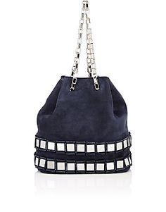 Tomasini Paris Studded Bucket Bag - - Barneys.com. bag, сумки модные брендовые, bag lovers,bloghandbags.blogspot.com
