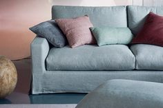 Loose Cover Sofa, UK, Jasmine Sofa