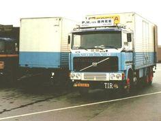 vorbestellen wähle authentisch Top Marken Pin by XAVANCO 75 on Legendary & Oldtime VOLVO Trucks-F88 ...
