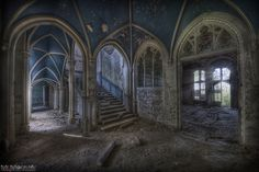 Forgotten Palaces in Decay | known fairytales - a photo on Flickriver