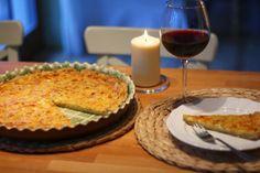 U nás na kopečku: ....cibulový QUICHE... Quiche, Pizza, French Toast, Favorite Recipes, Breakfast, Desserts, Food, Party, Pattern