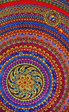 ... Spiral Mandala