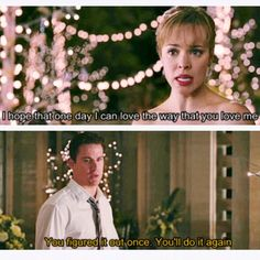 The vow! <3 I cried at this part.