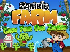Best of Plant Vs Zombies and FarmVille.
