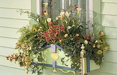 Build Your Own Flowerboxes *diy*