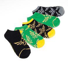 Legend of Zelda Ankle Socks 5-Pack