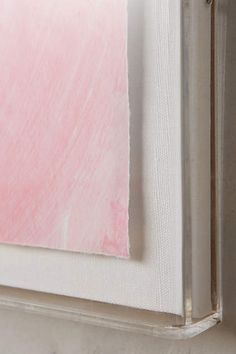 Studied Blush Wall Art - anthropologie.com