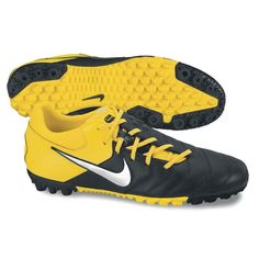 My latest indoor soccer shoes.