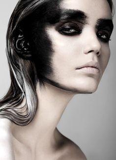 Paulina Szczepkowska by Weronika Kosińska, Make-up & Hair by Izabela Szelągowska