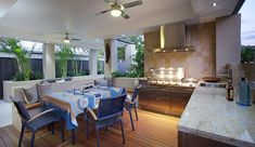 Outdoor Kitchen Design Ideas - Get Inspired by photos of Outdoor Kitchen Designs from Outside In Landscape Management - Australia | hipages.com.au