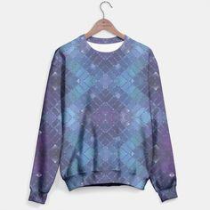 Diamond Pattern Mosaic Glass Sweater 3, Live Heroes Diamond Pattern, Mosaic Glass, Hoodies, Sweatshirts, Fashion Outfits, Tank Tops, Live, Stylish, Sweaters