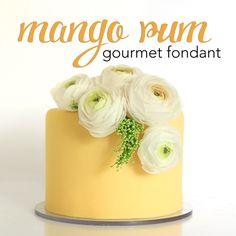 Light cake recipe for fondant