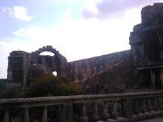 Convento de Cristo em Tomar.