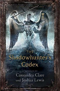The Shadowhunter's Codex (The Mortal Instruments) by Cassandra Clare http://www.amazon.com/dp/1442416920/ref=cm_sw_r_pi_dp_v9wNvb0YN45FQ