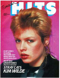 Founded in Smash Hits was the UK& rad, alternative answer to pop music magazines of the time. Though the print edition ended in we can still admire the older editions as cataloged by the awesome archive site, Like Punk Never Happened. Fun Boy Three, I Dream Of Genie, Rockabilly Men, Pop Rock Music, Bette Davis Eyes, Paul Weller, Elvis Costello, Music Magazines, Stevie Wonder