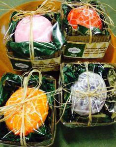 Sabonetes artesanais especial para o dia das mães