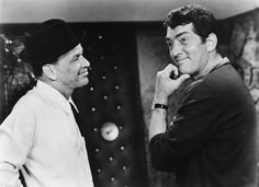 Dean Martin and Frank Sinatra ( True Brothers)