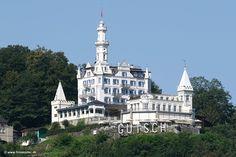 My Wedding Venue - Chateau Gutsch, Luzern, Switzerland