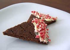 Christmas Cookies Recipes with Pictures: Chocolate Shortbread Recipe