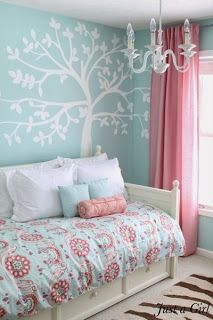 Love the pastel colors
