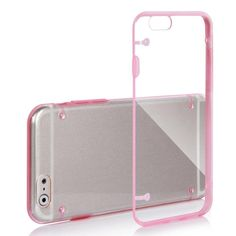 """Ultra Thin Transparent Crystal Clear Hard TPU Phone Case For iPhone 6/6S 4.7"""""""