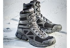 Bates-Velocitor Boot