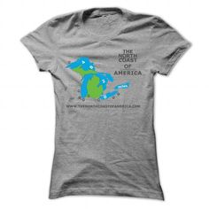 THE NORTH COAST OF AMERICA WOMENS T-SHIRTS, HOODIES, SWEATSHIRT (19$ ==► Shopping Now)