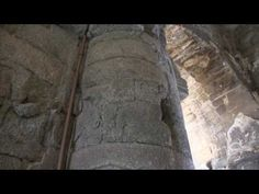 7th century Visigoth church near Toledo, Spain - YouTube