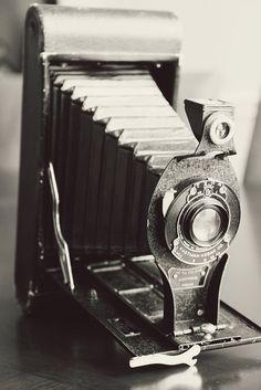 My antique folding camera. #camera #vintage #antique