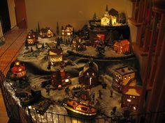 Christmas Village Ideas | Village Christmas 2008 (blog).jpg