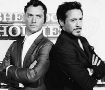 Inspiring picture jude law, rdj, rdjude, robert downey jr. Resolution: 500x588. Find the picture to your taste!