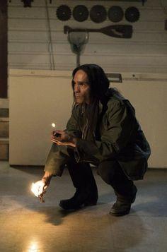 Zahn McClarnon in Fargo Fargo Tv Show, Fargo Tv Series, Native American Actors, Native American Warrior, Fargo Season 2, Fear And Trembling, Zahn Mcclarnon, Little Miss Sunshine, Upcoming Films