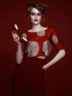 Thairine Garcia by Nicole Heiniger for Trailer Magazine Issue 1