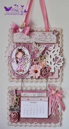 A Creative Romance: Metal Winners Kalender Design, Diy And Crafts, Paper Crafts, Shabby Chic Crafts, Magnolias, Craft Fairs, Mini Albums, Cardmaking, Craft Projects