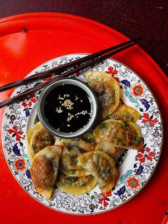 These potstickers, adapted from Chinese cookbook author Fuchsia Dunlop, are simple enough to make during any night of the week. Freeze them to have a snack at a moment's notice.