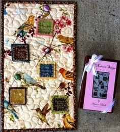 Little Quilts Blog: Hymn Stitch