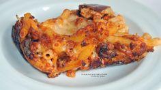 Pasta 'ncaciata ricetta originale - @vicaincucina