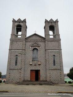 Igreja Matriz de São Joaquim/SC States Of Brazil, Cathedral Church, Church Building, Kirchen, Notre Dame, Christianity, Catholic Churches, History, Architecture