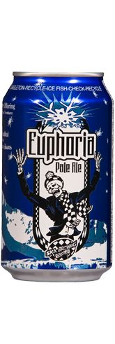 Ska Brewing - Euphoria Pale Ale