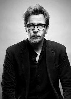 Gary Oldman. Always the sharpest tack in the box. And sharpest dresser.