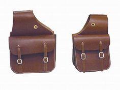 Saddle bags for long treks Leather Saddle Bags, Horse Saddles, Horse Riding, Horses, English, Leather, Blue Prints, Saddles, English Language