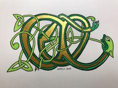 Celtic Design Coloring Book Dover Books By Ed Sibbett Jr