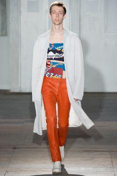 Maison Martin Margiela Spring 2015 Menswear - Collection - Gallery - Style.com