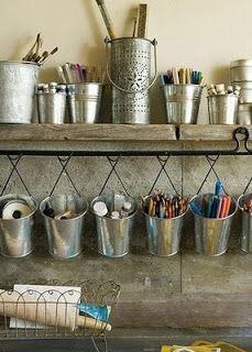 - Un laboratorio organizzato -